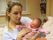 Barbora Kalamenová se narodila Janě Kalamenové z Ústí nad Labem 7.ledna v 11.51 hod. v ústecké porodnici. Měřila 51 cm a vážila 3,65 kg
