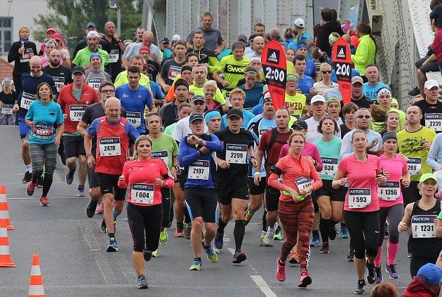 Ústecký půlmaraton 2017, 16.září