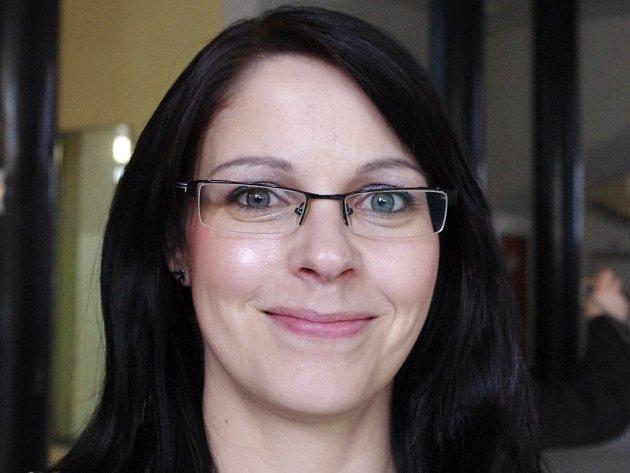 Alena Hájková 33let, projekt. manažer Ráda čtu zprávy zústecké metropole, protože uvás najdu všechny nejdůležitější informace.