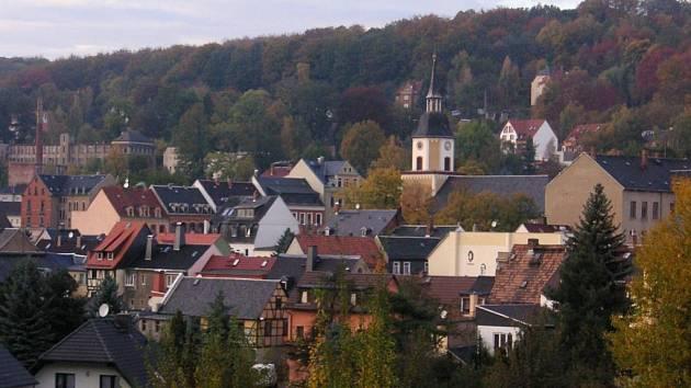 Rodiště slavného autora dobrodružných románů v Hohenstein Ernstthalu.
