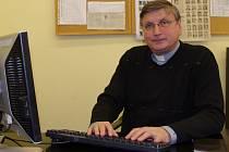Hostem on-line rozhovoru Ústeckého deníku Miroslav Šimáček.