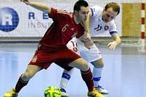 Ústí nad Labem bude hostit zápas reprezentace ČR ve futsalu.