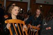 Maturitní ples ústecké střední zdravotnické školy