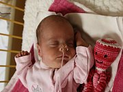 Alena Jehličková se narodila Haně Staré z České Lípy 11. srpna v 7.18 hod. Měřila 28 cm, vážila 0,8 kg