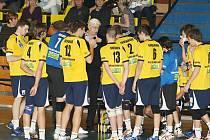Ústecká volejbalová parta stále čeká na první výhru v sezoně a je poslední.