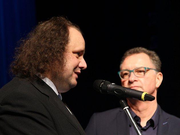 Petr Koura (vlevo).