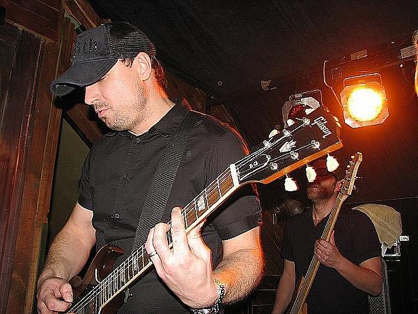 Do Ústí přijela koncertovat česká rocková skupina Support Lesbiens.