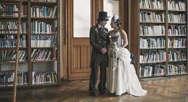 Manželé Veronika a Jan KAHOUNOVI.