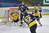 HC Slovan Ústí vs. VHK Robe Vsetín.