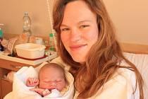Lilien Javorová se narodila v ústecké porodnici 21.4.2016 (10.46) Petře Javorové. Měřila 55 cm, vážila 3,55 kg.