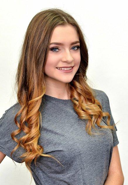 Karolína Syroťuková, 15let, Chabařovice