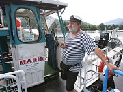 Marie a její kapitán.