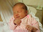 Pavla Janečková se narodila Lence Rimarčíkové z Konojed 17. října v 8.18 hod. v ústecké porodnici. Měřila 46 cm a vážila 2,34 kg.