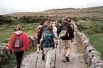 Ústecký cestovatel Ervín Dostálek  navštívil tajemný irský ostrov Inish Mór.