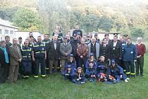 Sbor dobrovolných hasičů Chabařovice.