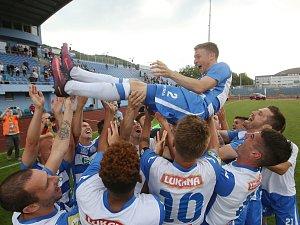 Arma porazila Vítkovice a zachránila se v druhé lize