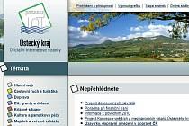Krajský úřad zveřejnil na svých webových stránkách osobní údaje.