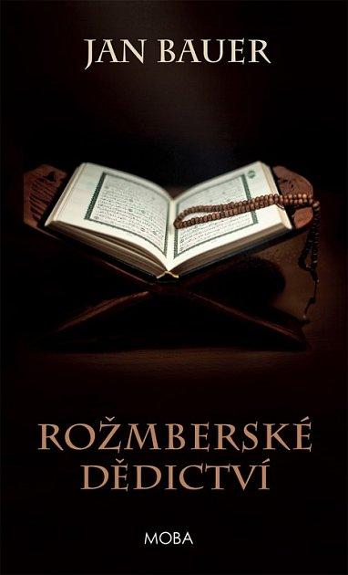 Titulní strana nové knihy.