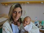 Vojtěch Rubeš se narodil Pavlíně Rubešové z Duchcova 10. září v 8.16 hod. v ústecké porodnici. Měřil 52 cm a vážil 3,48 kg.