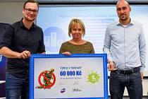 Pěkné druhé místo v rámci celé České republiky vyhrála Mateřská škola Velké Březno díky účasti v soutěži Lovci bakterií.