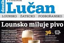 Nové vydání Týdeníku Lučan
