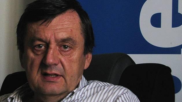 Zdeněk Kymlička byl hostem online rozhovoru Deníku.