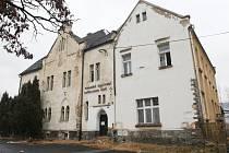 Dům, kde dříve sídlilo Krajské kulturní středisko.