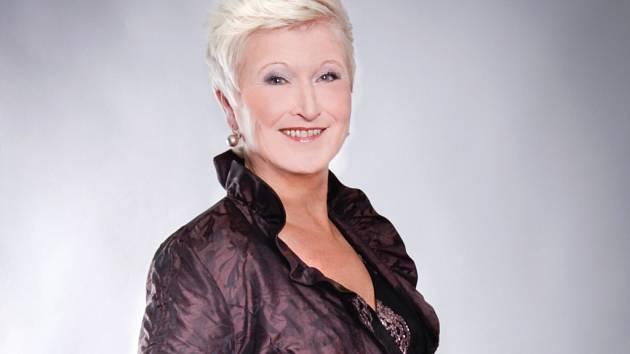Helena Stesková po proměně.