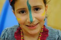 Děti si v restauraci Benada užily dobrého jídla i zábavy.