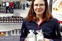 BYLINKY prodává na trhu Markéta Milsnerová.