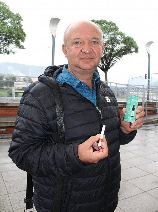 Radek Hlaváček, výrobce CBD produktů