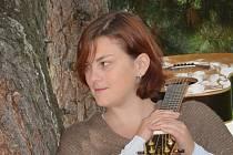 Vítězka ePorty Kristína Dlouhá.