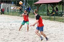 O víkendu se v Doksech u Máchova jezera konal 17. ročník Euro her, kde se utkali sportovci v různých disciplínách.