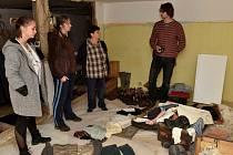 Pod podlahou v Roztokách se ukrýval poklad