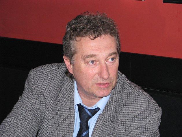 Sportovní manažer FK Ústí Stanislav Pelc.