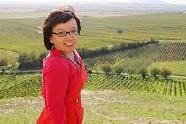 Veronika Liu si vybrala neobvyklý a pro cizince velmi obtížný předmět ke studiu - český jazyk.