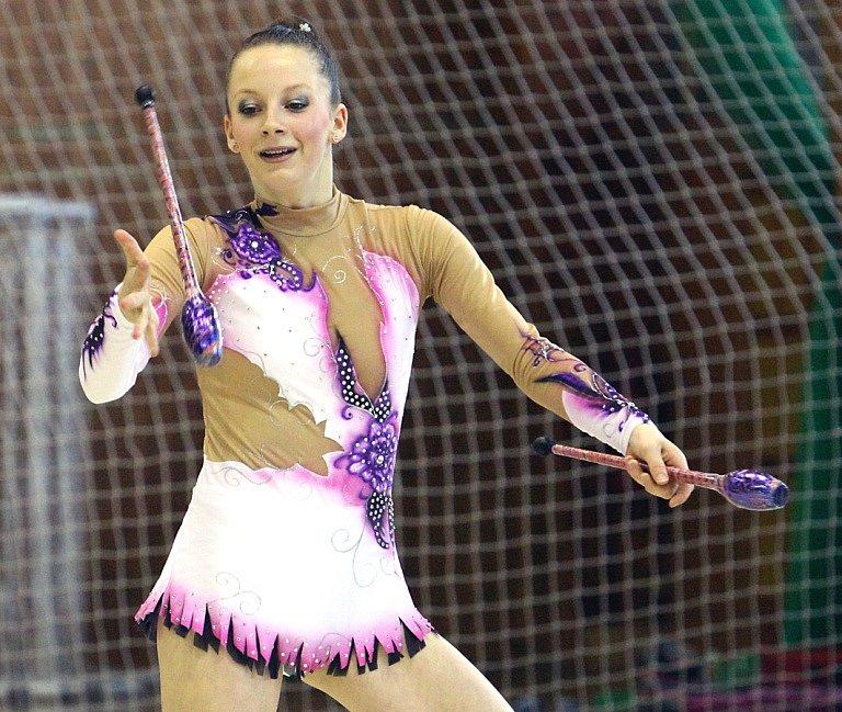 Lucie Toušová.