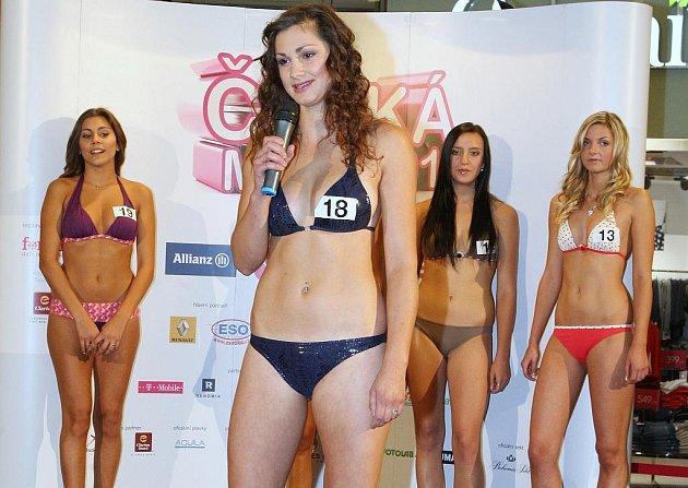 Konkurz do České Miss.