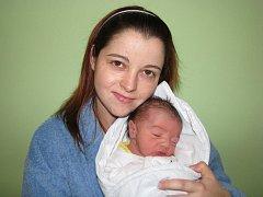 Ludmila Horváthová,  porodila v ústecké porodnici dne 29. 11. (20.00) syna Ondřeje (49 cm, 3,03 kg).