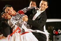 43. ročník Mezinárodního tanečního festivalu v hale Sluneta na Klíši.
