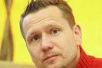 Sportovní ředitel HC Slovan Ústí nad Labem Jan Čaloun.