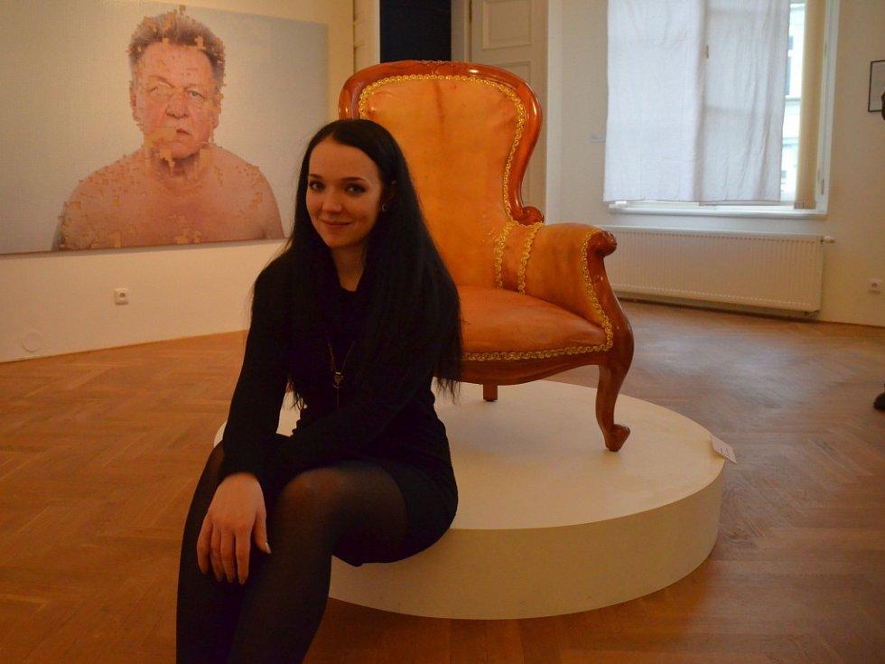 KVK PF UJEP vystavuje v muzeu města Ústí.