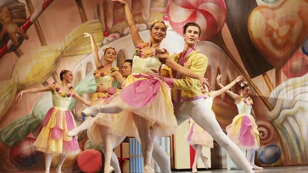 Premiéra baletu Louskáček v Ústí nad Labem