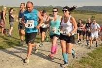 Na Miladě se v neděli běhalo pro Péťu a Honzíka
