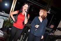 Jazzový večer v ústeckém klubu The legends Rock cafe