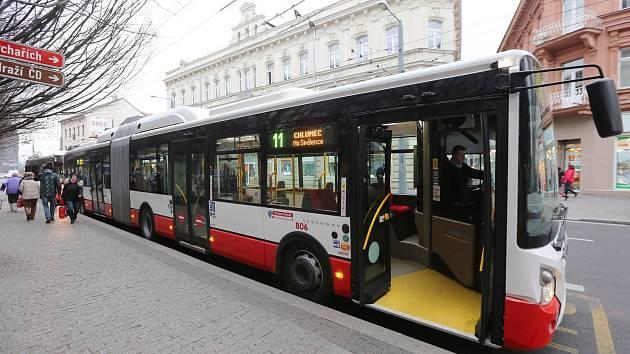 MHD Ústí nad Labem