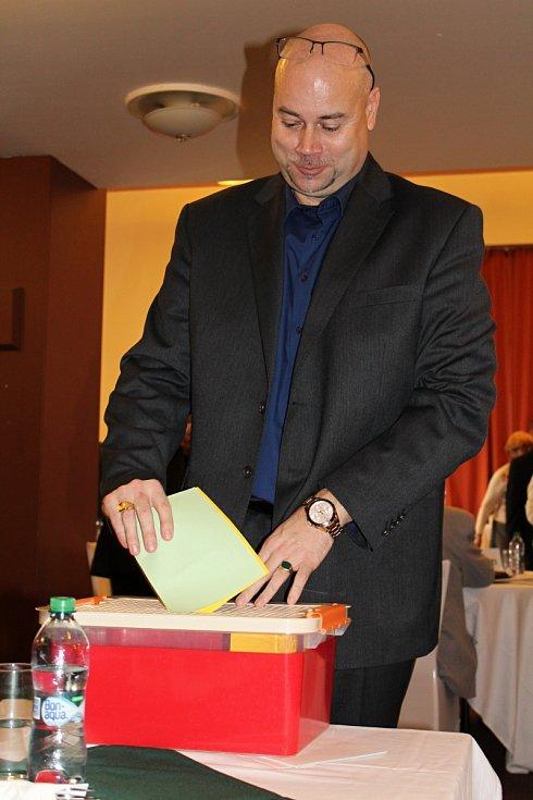 Delegáti KSČM zvolili lídra krajské kandidátky