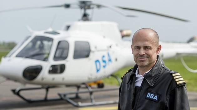 Místopředseda představenstva DSA Daniel Tuček.