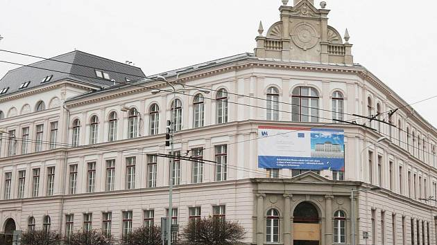 Museum města Ústí nad Labem.