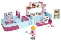 Igráček je vším, na co si vzpomenete. Farmářem, číšníkem, ale dnes ho také najdete už i ve světě Hello Kitty.